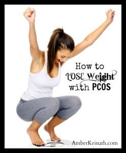 Got PCOS? How to Lose Weight with PCOS!