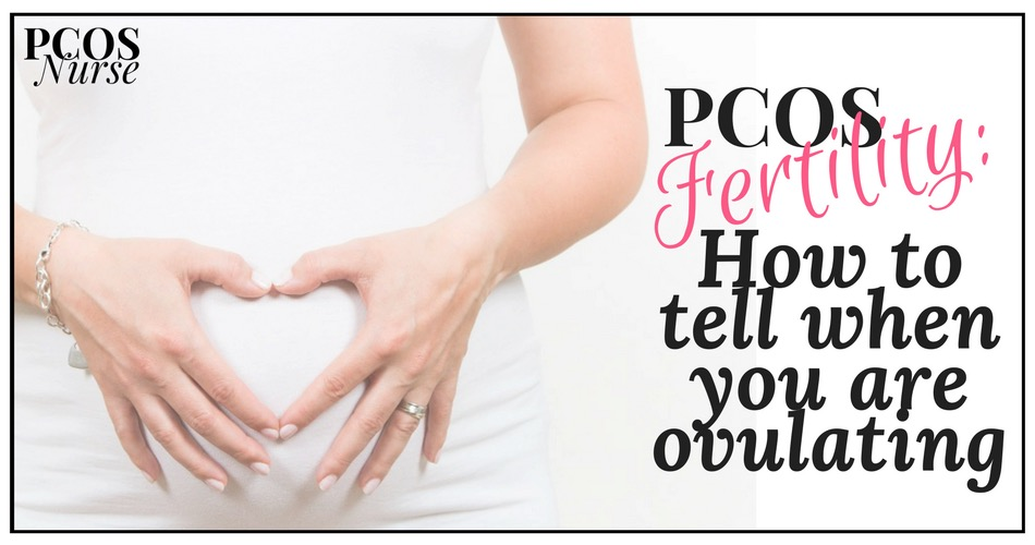 PCOS + Fertility: How to Know When You Ovulate With PCOS