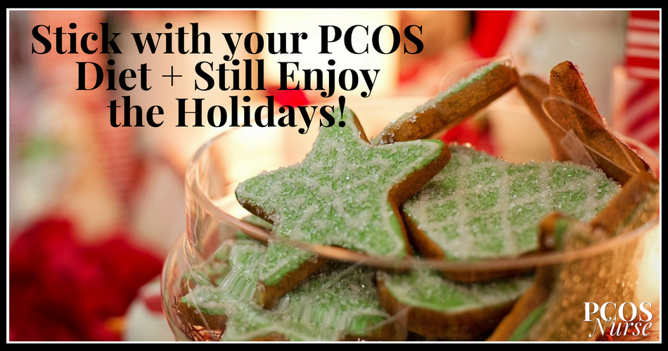 Sticking with your PCOS Diet + Exercise Plan During the Holidays (Is it even possible or worth it?)